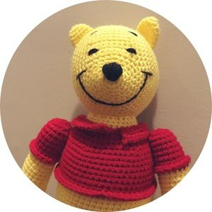 Holiday Collection • Winnie the Pooh Crochet